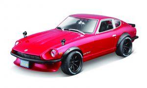 Maisto - auto 1:18 Design - Datsun  240Z  1971 -  červené