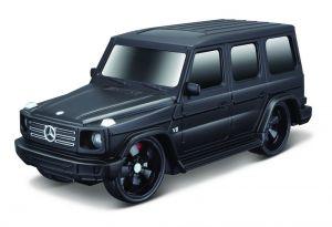 Maisto - RC auto - USB dobíjení  Mercedes Benz G-Class 1:24 - černé