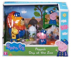 Prasátko PEPPA - hrací set  v ZOO
