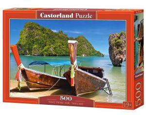 Puzzle Castorland 500 dílků -  Phing Kan Thajsko   53551