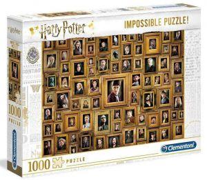 Puzzle Clementoni 1000 dílků - Nekoneční  :  Harry Potter  61881