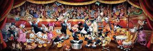 Puzzle Clementoni 1000 dílků  panorama - Disney orchestr  V2 98931