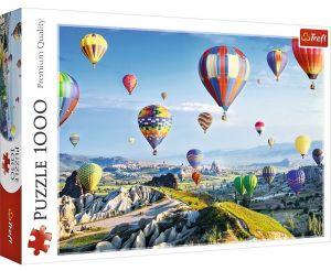 Puzzle Trefl  1000 dílků  - Balóny nad Kapadocií  10613