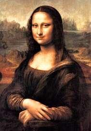 Puzzle Clementoni 1000 dílků - Mona Lisa , Clementoni 31413
