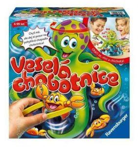Ravensburger - Jolly Octopus - Hra Veselá chobotnice