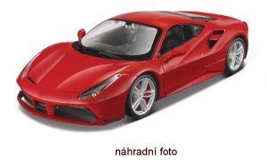 Autíčko Maisto Ferrari  Evolution 2,75´´  Ferrari 488 GTB - červené