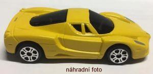 Autíčko Maisto Ferrari  Evolution 2,75´´  Ferrari Enzo - žluté