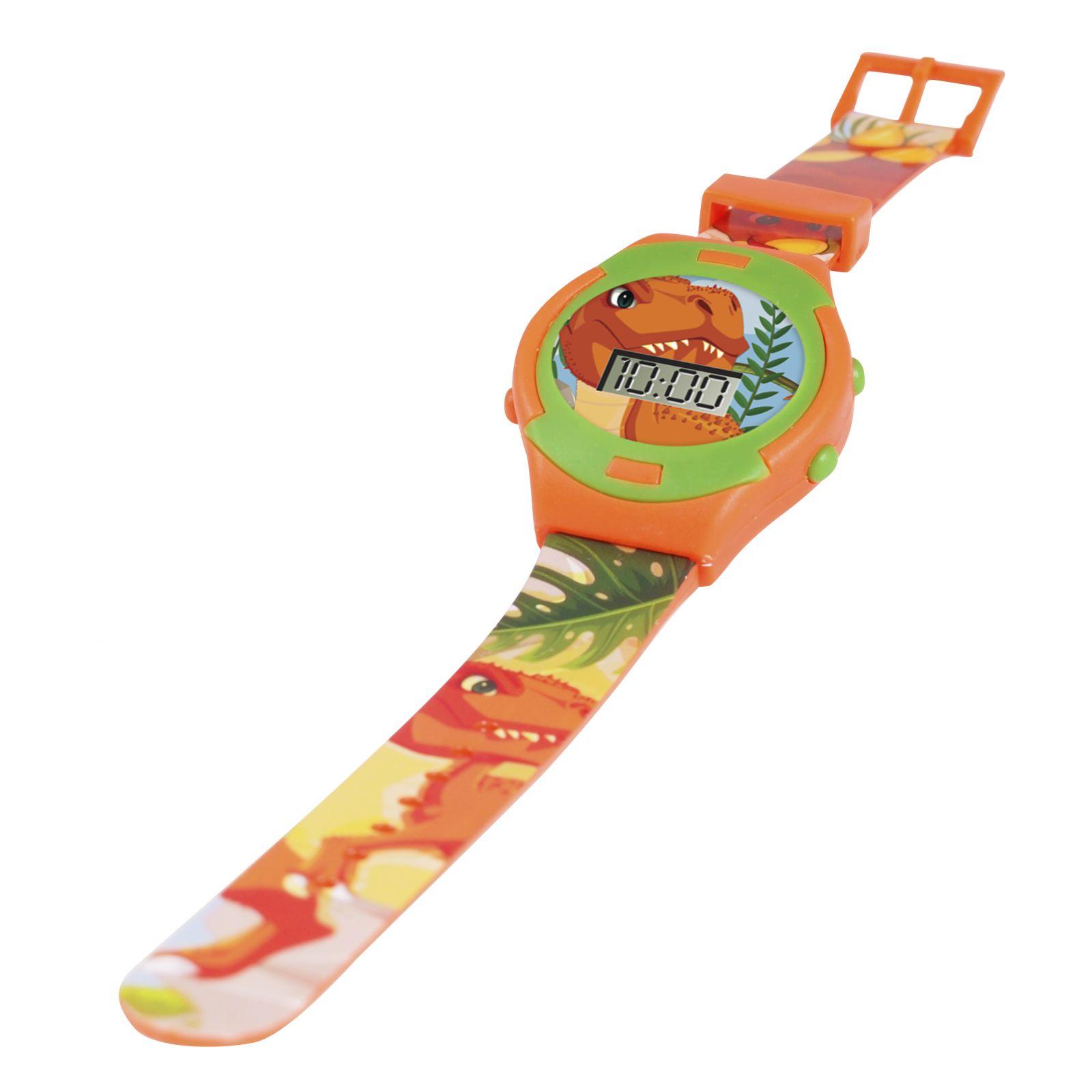 Dětské hodinky - digitální ( blistr ) - Dinosaurus AS Company