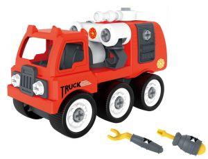 Diakakis - auto na šroubování 35 cm - hasičské auto