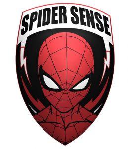 Diakakis - plyšový polštářek - Spiderman  35 cm