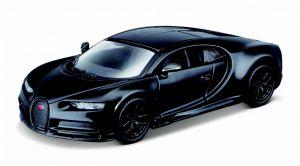 Maisto 21001 PR  Bugatti Chiron -  černá barva