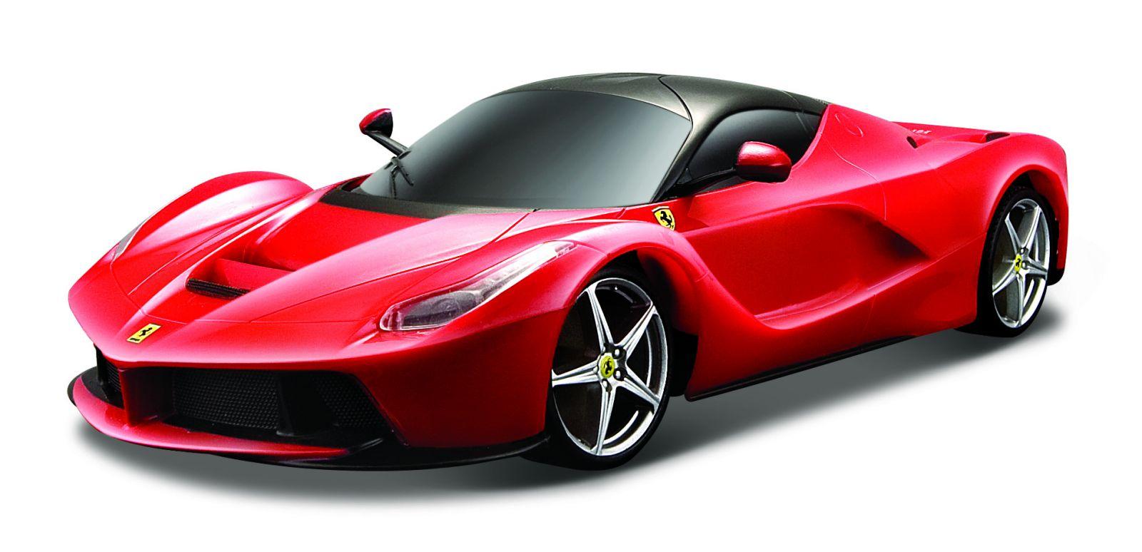 Maisto - RC Ferrari LaFerrari 1:24 - červené