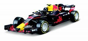Maisto - RC  Formule 1 - Aston Martin Red Bull 2019 1:24 nr.33 Max Verstapen
