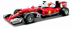 Maisto - RC  Formule 1 - Ferrafi SF-16-H 2016 1:14 nr. 5 Sebastian Vettel