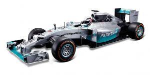 Maisto - RC  Formule 1 - Mercedes AMG Petronas W05 Hybrid  2014 1:14  nr.44 Lewis Hamilton