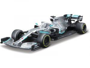 Maisto - RC  Formule 1 - Mercedes AMG Petronas W10 1:24  nr. 44 Lewis Hamilton