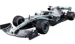Maisto - RC  Formule 1 - Mercedes AMG Petronas W10 1:24 nr. 77 Valtteri Bottas
