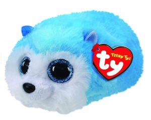 Plyšák TY - Teeny Ty´s - malá plyšová zvířátka - husky Slush  10 cm  42146