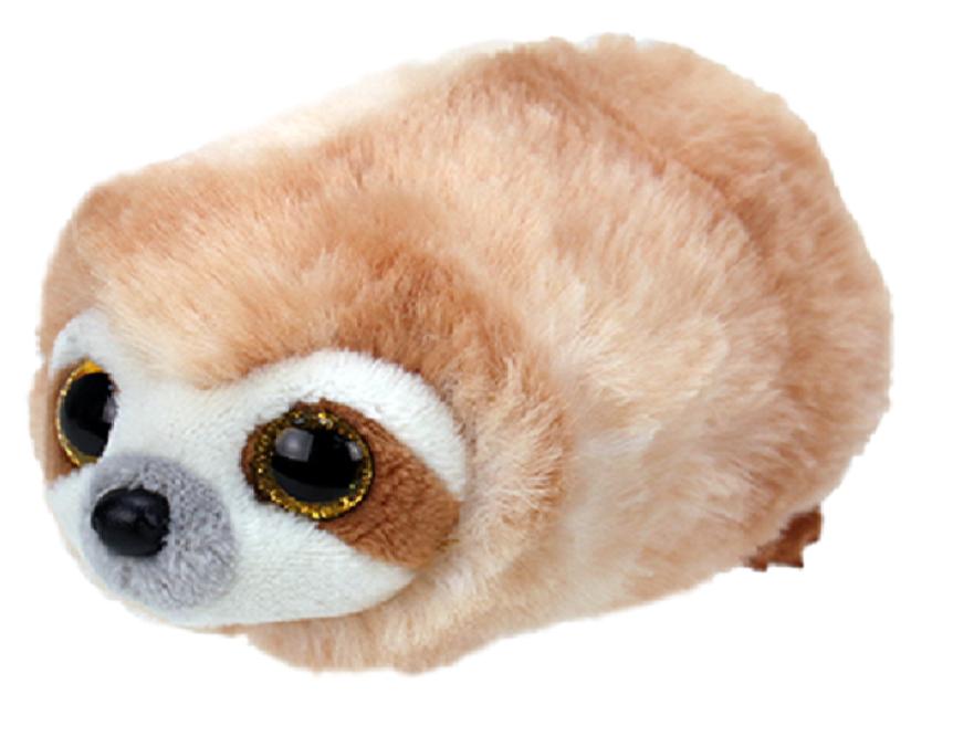 Plyšák TY - Teeny Ty´s - malá plyšová zvířátka - lenochod Dangler 10 cm 42148 TY Inc. ( Meteor )