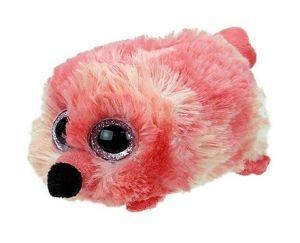 Plyšák TY - Teeny Ty´s - malá plyšová zvířátka - plameňák Gilda  10 cm  42147