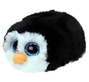 Plyšák TY - Teeny Ty´s - malá plyšová zvířátka - tučňák Waddles  10 cm  41258