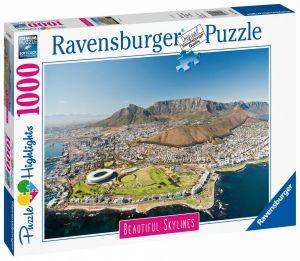 puzzle Ravensburger 1000 dílků - Kapstad  140848