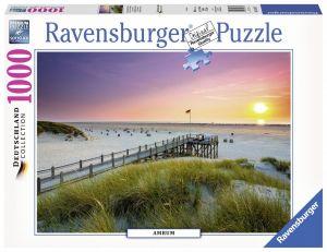 puzzle Ravensburger 1000 dílků - Západ slunce 198771