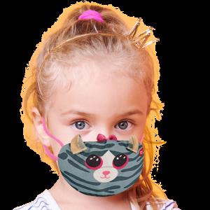 TY mask - maska na obličej / rouška : kočička Kiki  95700