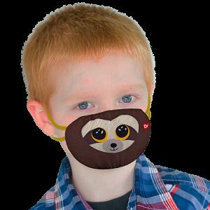 TY mask - maska na obličej / rouška : lenochod Dangler   95706