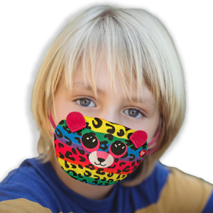 TY mask - maska na obličej / rouška : leopard Dotty   95702
