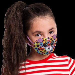 TY mask - maska na obličej / rouška : leopard Giselle  95703
