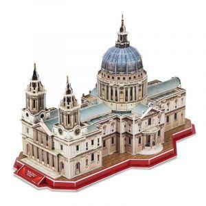 3D puzzle CubicFun katedrála  Sv,.Pavla - Londýn 107 dílků NG