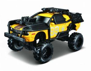 Auto Maisto - Deset Rebels - blistr - Dodge Callenger Concept - žlutá barva