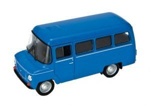 auto Welly 1:34 - Nysa 522 - modrá   barva