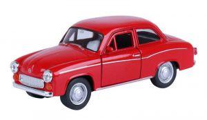 auto Welly 1:34 - Syrena 105 - červená  barva