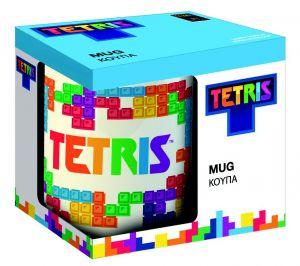 Diakakis - keramický hrnek 325 ml - Tetris