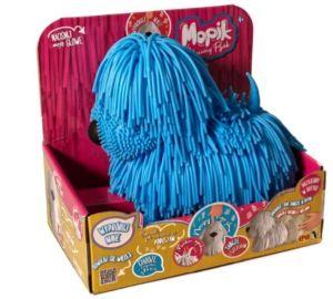 Interaktivní pejsek  - Mopík - modrý