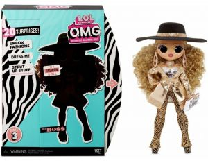 L.O.L. Surprise! OMG Series 3 Da Boss Fashion Doll