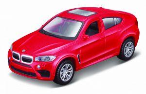Maisto 21001 PR  BMW X6M - červená  barva