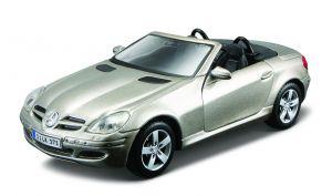 Maisto 21001 PR  Mercedes Benz SLK  conv. - šedá barva