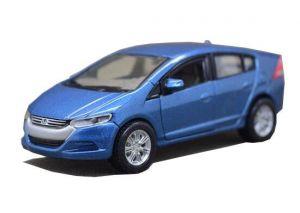 Maisto 25001 - Honda Insight - modrá barva