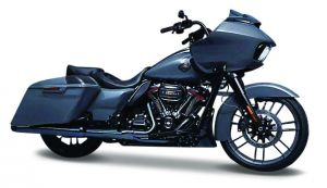 Maisto Harley Davidson  2018 CVO Road Glide  1:18 black