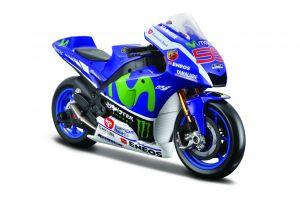Maisto motorka  1:10  Factory Racing - moto GP - Yamaha 2016 - Lorenzo