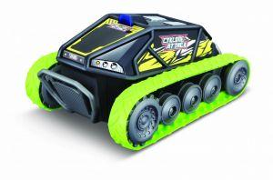 Maisto RC - Cyklone Attack -  tank -  černo-zelený  40 MHz