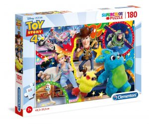 Puzzle Clementoni 180 dílků  - Toy Story 4   29769