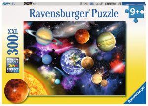 puzzle Ravensburger  300 dílků XXL - Sluneční soustava  132263