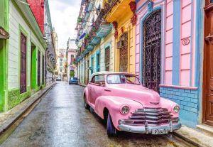 puzzle Ravensburger - 99 dílků - Havana, Kuba 165384