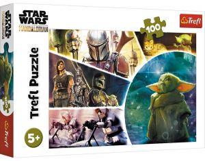 Puzzle Trefl 100 dílků - Star Wars  16413