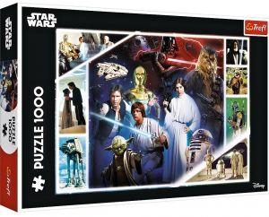 Puzzle Trefl  1000 dílků  - Star Wars 10625