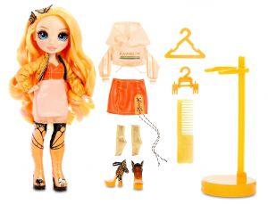 Rainbow High Fashion panenka - Poppy Rowan MGA